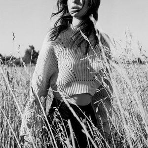 Aritzia Wilfred Merino Wool Goulaine Sweater